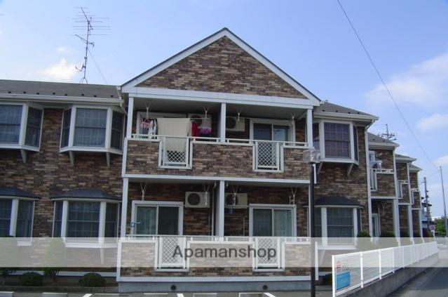 埼玉県さいたま市北区、土呂駅徒歩6分の築22年 2階建の賃貸アパート