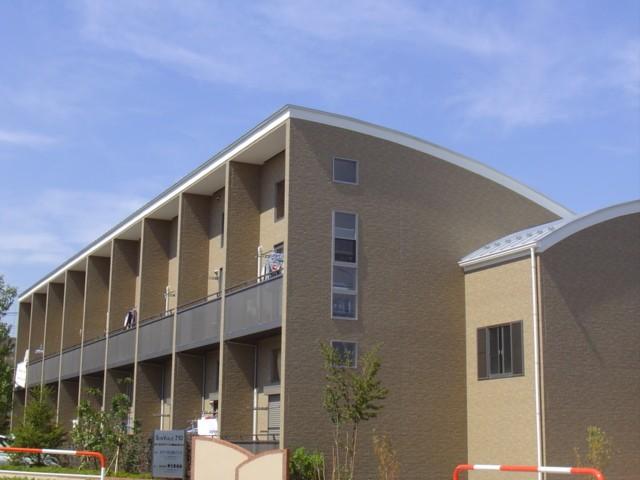 埼玉県さいたま市見沼区、東大宮駅徒歩18分の築13年 2階建の賃貸アパート