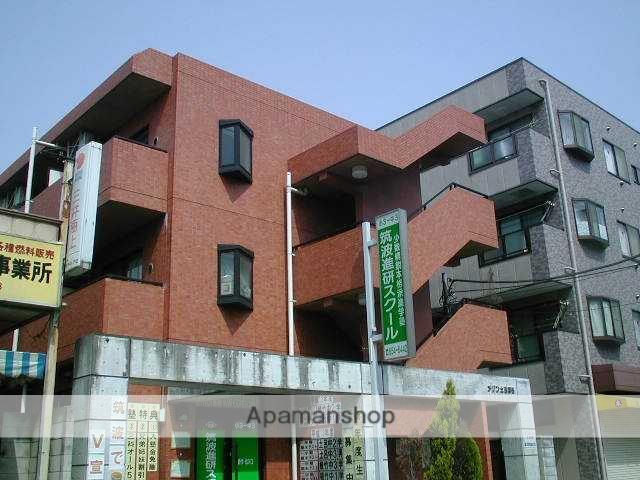 埼玉県さいたま市北区、土呂駅徒歩1分の築20年 3階建の賃貸マンション