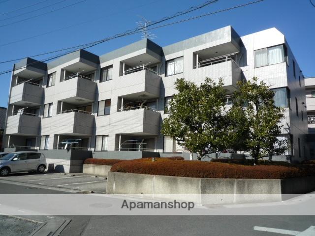埼玉県さいたま市北区、土呂駅徒歩3分の築24年 3階建の賃貸マンション