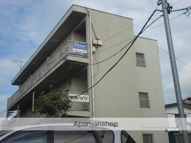 埼玉県さいたま市北区、土呂駅徒歩15分の築39年 3階建の賃貸マンション