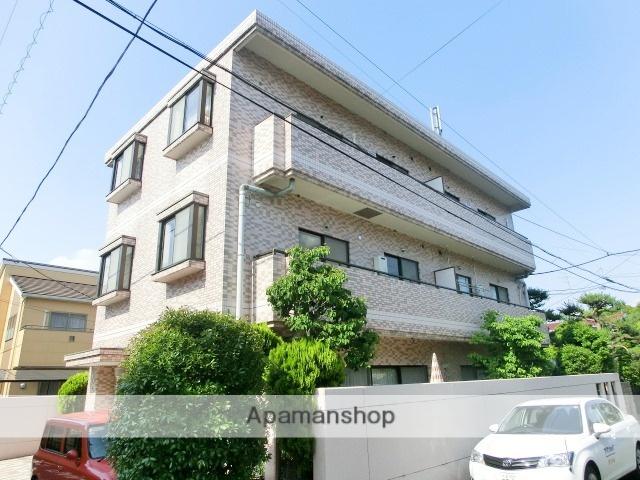 埼玉県さいたま市大宮区、大宮駅徒歩15分の築23年 3階建の賃貸マンション