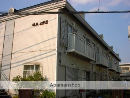 埼玉県さいたま市見沼区、東大宮駅徒歩9分の築26年 2階建の賃貸アパート