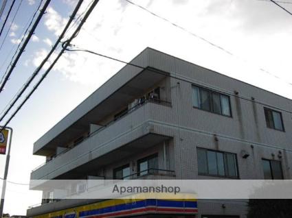 埼玉県さいたま市見沼区、七里駅徒歩15分の築26年 3階建の賃貸マンション