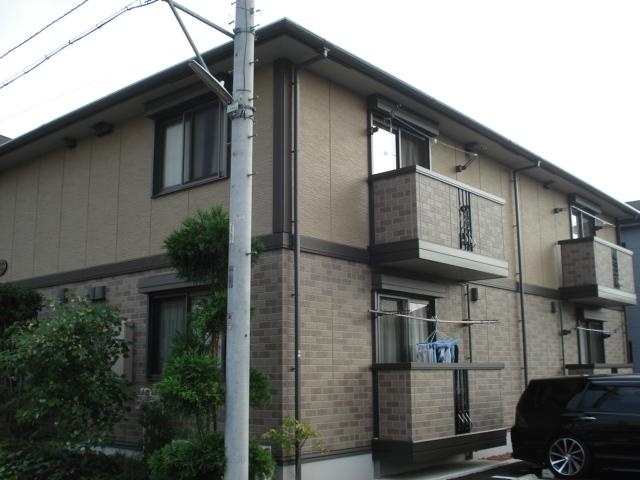 埼玉県さいたま市北区、宮原駅徒歩9分の築10年 2階建の賃貸アパート