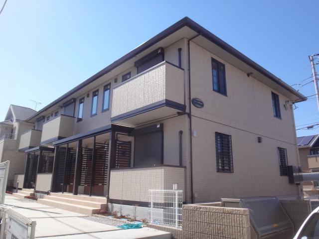 埼玉県さいたま市北区、宮原駅徒歩24分の築3年 2階建の賃貸アパート