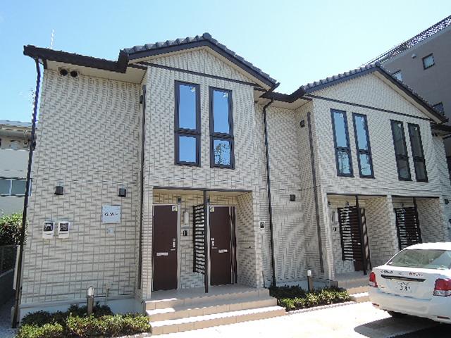 埼玉県さいたま市北区、宮原駅徒歩5分の築2年 2階建の賃貸アパート