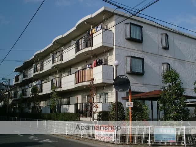 埼玉県さいたま市北区、土呂駅徒歩20分の築22年 3階建の賃貸マンション