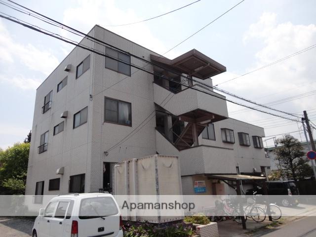 埼玉県さいたま市北区、宮原駅バス7分鈴木バス停下車後徒歩1分の築28年 3階建の賃貸マンション