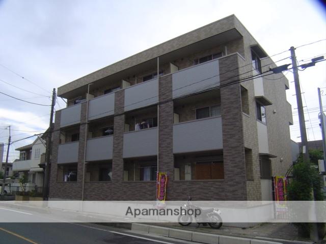 埼玉県さいたま市見沼区、東大宮駅徒歩13分の築9年 3階建の賃貸マンション