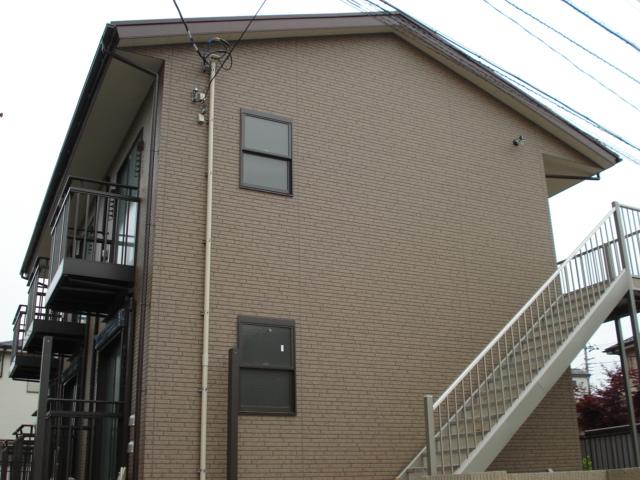 埼玉県さいたま市見沼区、土呂駅徒歩30分の築9年 2階建の賃貸アパート