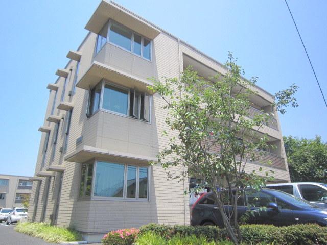 埼玉県さいたま市大宮区、北与野駅徒歩21分の築6年 3階建の賃貸マンション