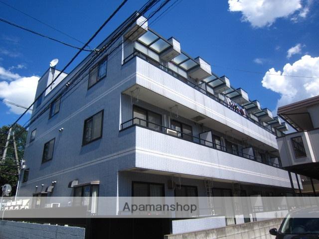 埼玉県さいたま市中央区、北与野駅徒歩5分の築21年 3階建の賃貸マンション