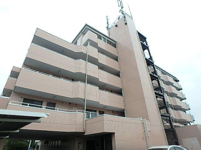 埼玉県さいたま市中央区、与野本町駅徒歩19分の築23年 6階建の賃貸マンション