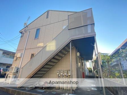 埼玉県さいたま市大宮区、北与野駅徒歩24分の築10年 2階建の賃貸アパート