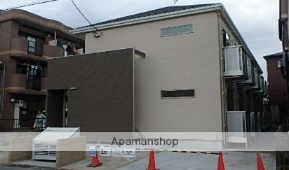 埼玉県川越市、南古谷駅徒歩5分の新築 2階建の賃貸アパート