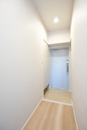 プライムホーム大宮[2LDK/59.32m2]の玄関