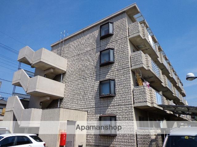 埼玉県さいたま市中央区、与野本町駅徒歩15分の築23年 4階建の賃貸マンション