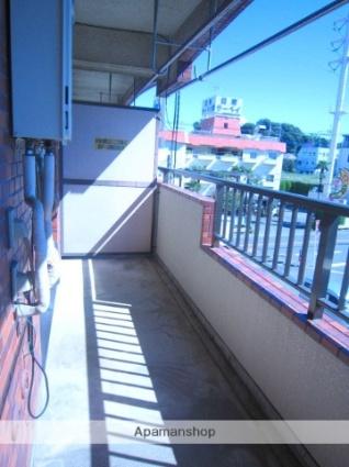 埼玉県さいたま市大宮区北袋町2丁目[2LDK/56.3m2]のバルコニー