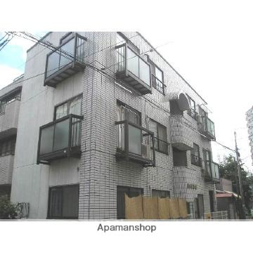 埼玉県さいたま市大宮区、大宮駅徒歩13分の築28年 3階建の賃貸マンション