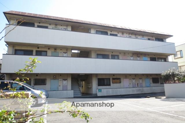 埼玉県さいたま市浦和区、さいたま新都心駅徒歩23分の築29年 3階建の賃貸マンション