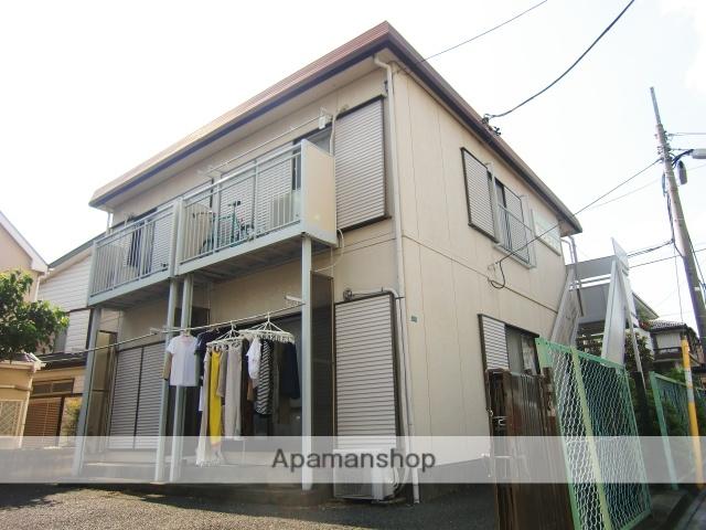 埼玉県さいたま市中央区、与野本町駅徒歩6分の築32年 2階建の賃貸アパート