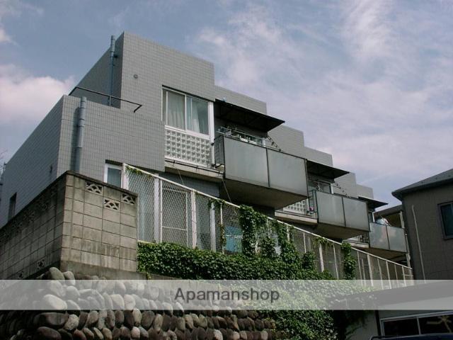 埼玉県さいたま市中央区、与野本町駅徒歩12分の築20年 2階建の賃貸マンション