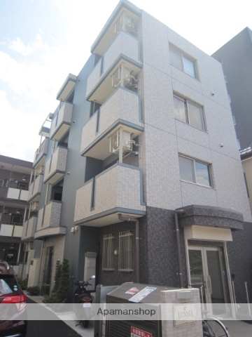 埼玉県さいたま市大宮区、大宮駅徒歩14分の築3年 4階建の賃貸マンション