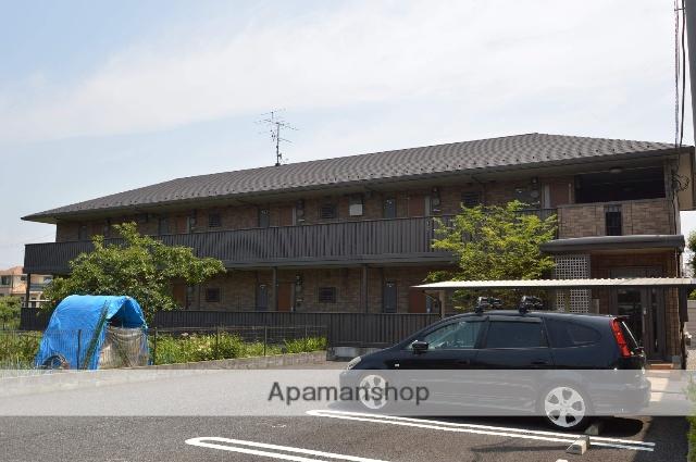 埼玉県春日部市、一ノ割駅徒歩17分の築9年 2階建の賃貸アパート
