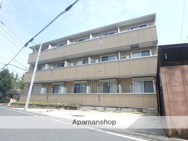 埼玉県越谷市、大袋駅徒歩9分の築8年 3階建の賃貸アパート