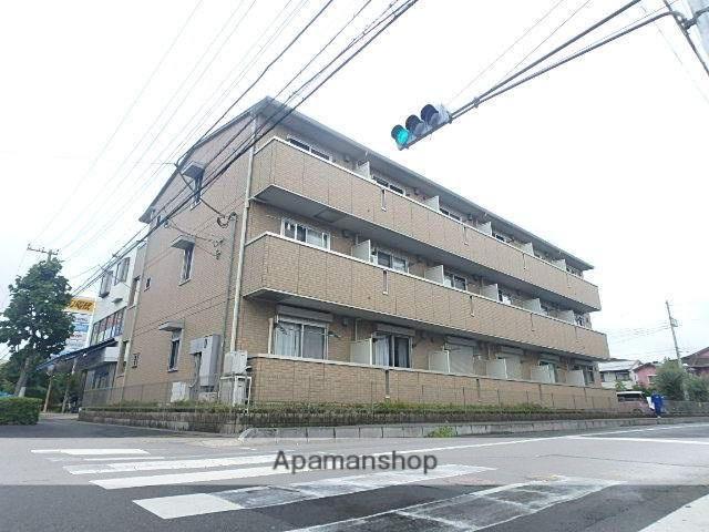 埼玉県春日部市、春日部駅徒歩15分の築8年 3階建の賃貸アパート