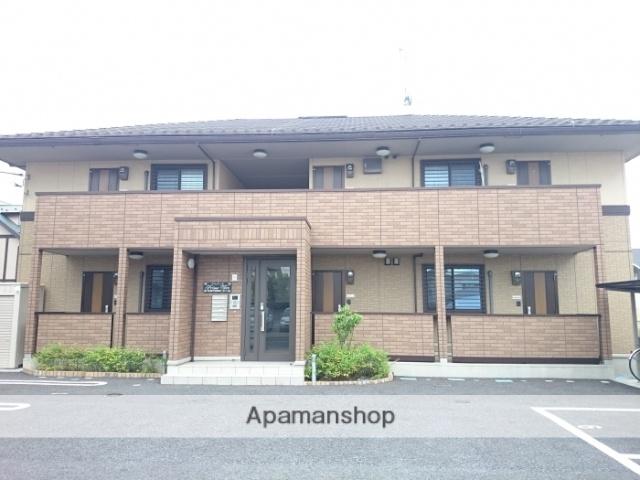 埼玉県春日部市、春日部駅徒歩23分の築5年 2階建の賃貸アパート