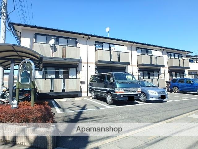 埼玉県越谷市、北越谷駅徒歩28分の築13年 2階建の賃貸アパート