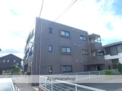 埼玉県越谷市、新越谷駅徒歩17分の築21年 3階建の賃貸マンション