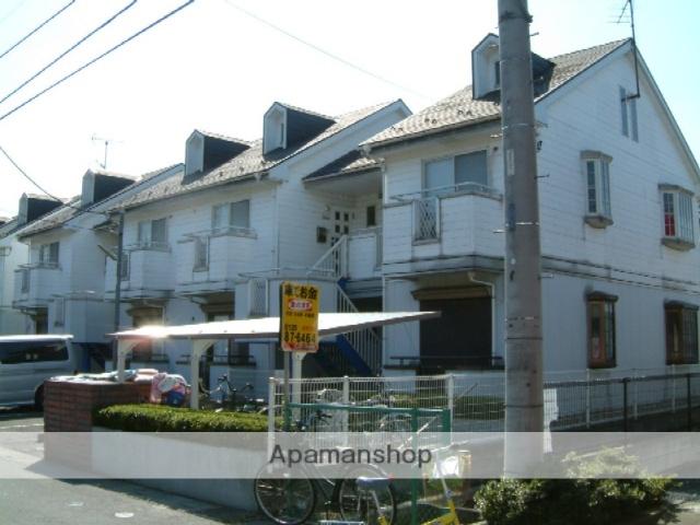 埼玉県越谷市、越谷駅徒歩15分の築28年 2階建の賃貸アパート