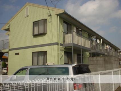 埼玉県越谷市、せんげん台駅徒歩16分の築21年 2階建の賃貸アパート