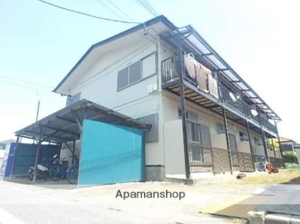埼玉県越谷市、越谷駅徒歩13分の築36年 2階建の賃貸アパート
