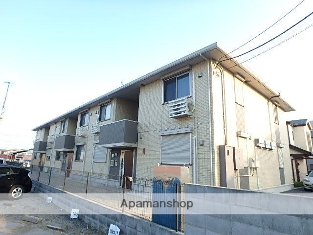 埼玉県春日部市、一ノ割駅徒歩10分の築5年 2階建の賃貸アパート