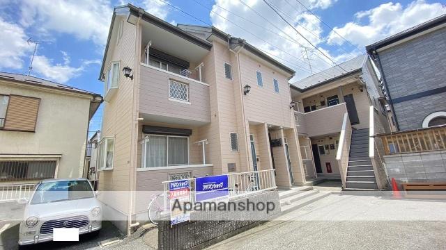 埼玉県春日部市、武里駅徒歩20分の築24年 2階建の賃貸アパート