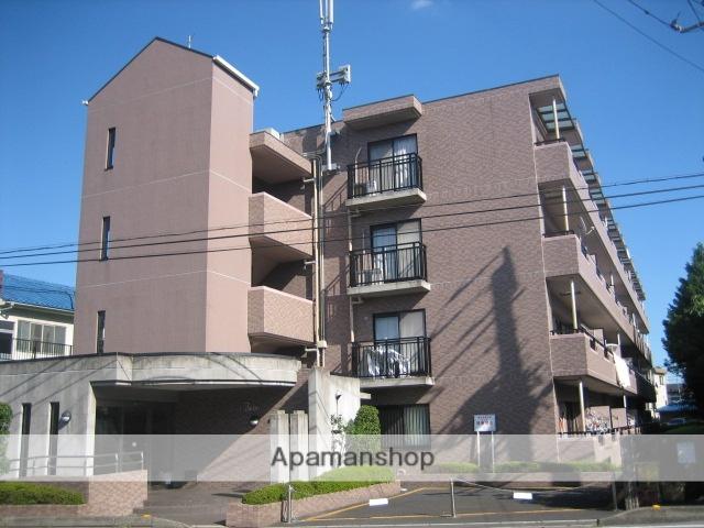 埼玉県越谷市、北越谷駅徒歩13分の築19年 4階建の賃貸マンション