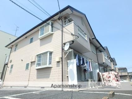 埼玉県越谷市、南越谷駅徒歩9分の築25年 2階建の賃貸アパート