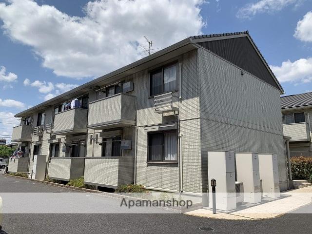 埼玉県越谷市、越谷駅徒歩11分の築6年 2階建の賃貸アパート