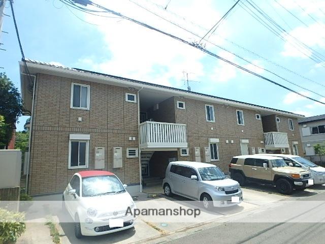 埼玉県越谷市、北越谷駅徒歩15分の築8年 2階建の賃貸アパート