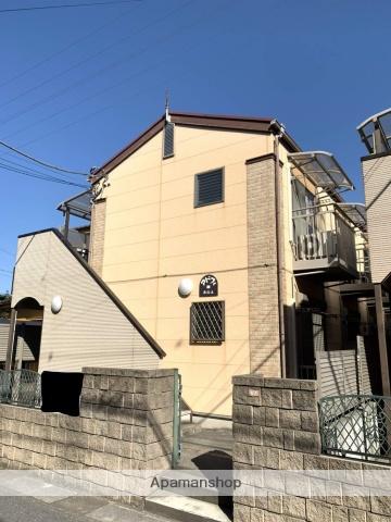 埼玉県越谷市、南越谷駅徒歩18分の築12年 2階建の賃貸アパート