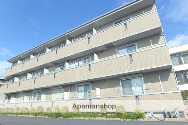埼玉県越谷市、越谷駅徒歩11分の築10年 3階建の賃貸アパート