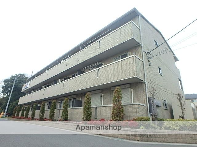 埼玉県越谷市、大袋駅徒歩24分の築8年 3階建の賃貸アパート