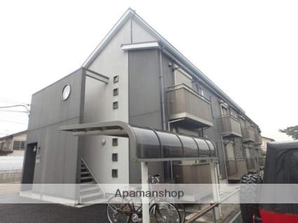 埼玉県越谷市、越谷駅バス14分堤根下車後徒歩6分の築12年 2階建の賃貸アパート