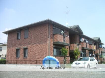 埼玉県春日部市、一ノ割駅徒歩15分の築14年 2階建の賃貸アパート