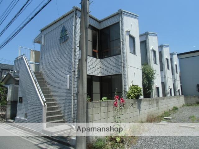 埼玉県春日部市、武里駅徒歩29分の築30年 2階建の賃貸マンション
