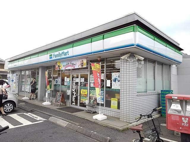 ファミリーマート越谷宮本町店 110m